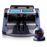 AccuBANKER AB 1100 PLUS UV/MG contadora de billetes