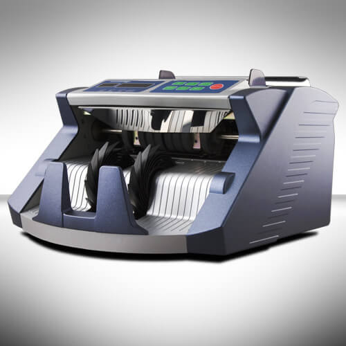 2-AccuBANKER AB 1100 PLUS UV/MG contadora de billetes