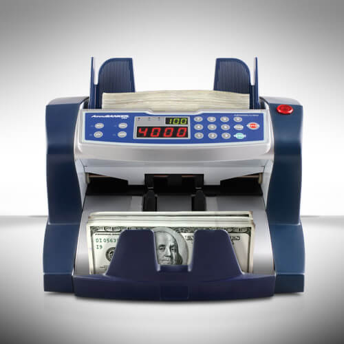 1-AccuBANKER AB 4000 UV/MG contadora de billetes