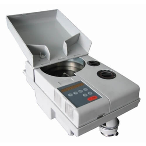 1-Cashtech C303 dispositivo de conteo de monedas