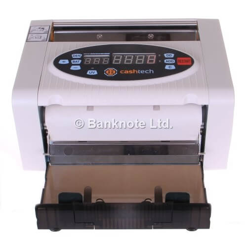 1-Cashtech 340 A UV  contadora de billetes