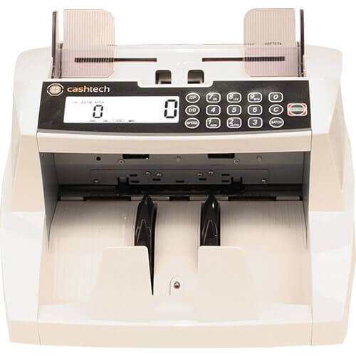 1-Cashtech 3500 UV/MG contadora de billetes