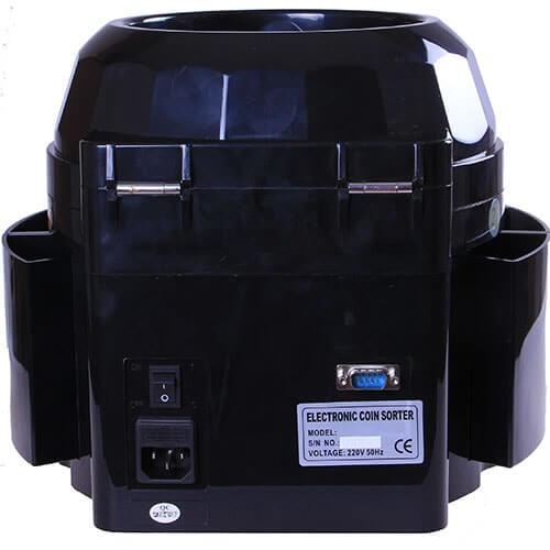 3-Cashtech 420 EURO dispositivo de conteo de monedas