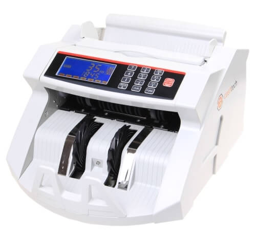 2-Cashtech 5100 UV/MG contadora de billetes