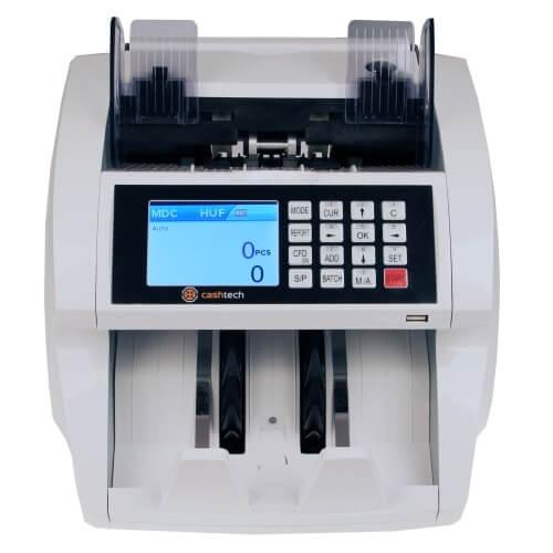 1-Cashtech 8900 contadora de billetes