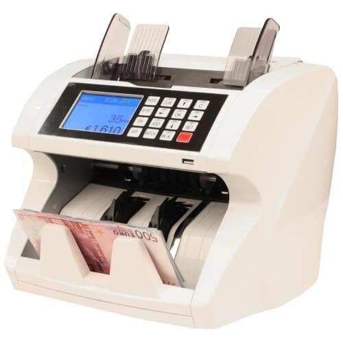 2-Cashtech 8900 contadora de billetes