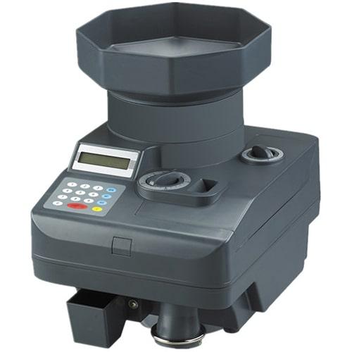 1-Cashtech C323 dispositivo de conteo de monedas