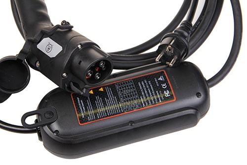 2-EV EVSE Type1 (max. 16A) Cable de carga para vehículo eléctrico