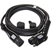 EV Type2 -> Type1 (32A) Cable de carga para vehículo eléctrico