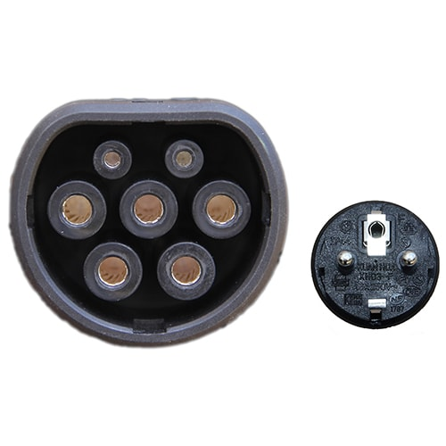4-EV EVSE Type2 (max. 16A) Cable de carga para vehículo eléctrico