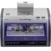 AccuBANKER LED430 controlador de billetes