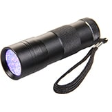 UV FLASH controlador de billetes
